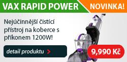 Víceúčelový vysavač VAX 7151 EE MULTIVAX DELUXE